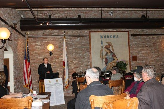 Assemblyman Jim Nielsen honored as the 2010 'Legislator of the Year' by the California State Council of Vietnam, Veterans of America