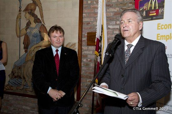 Third Annual Russian-Speaking Community Partners Reception
