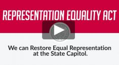 Representation Equality Act