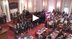 Senate Swearing in Ceremony 12.3.2018