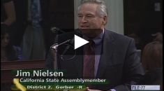 Nielsen Opposes Measure That Strips Justice Away From Crime Victim Families*